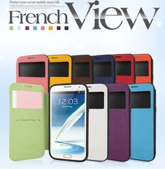 FRENCH BUMPER VIEW COVER for LG F70