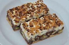 Víte, jak na Wiener Prater torte? Czech Recipes, Russian Recipes, Healthy Dessert Recipes, Fun Desserts, Surprise Recipe, Sandwich Cake, Ice Cream Desserts, Frozen Treats, Chocolates
