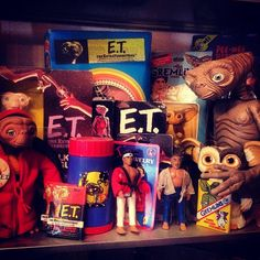 E.T. collection