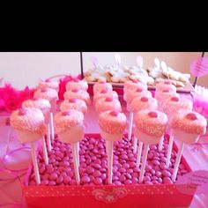 Pink a licious party treats