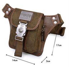 Cheap Hombro lona para hombre Bumbag Cowboy Style riñonera cinturón de cintura bolsas caliente venta del nuevo, Compro Calidad   directamente de los surtidores de China: