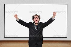 crazy  businessman ...  adult, blackboard, board, business, businessman, comical, communication, concept, crazy, desk, emotion, expression, facial, floor, fun, geek, happy, home, idea, idiot, improvement, information, interior, man, marketing, office, portrait, research, room, seminar, shock, stupid, success, suit, summit, teaching, wall, wide