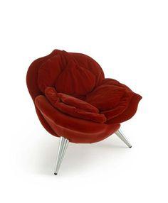 Rose Chair by Masanori Umeda for Edra - dePlain