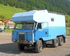 EXPEDITION LAND ROVER 6X4 300TDI