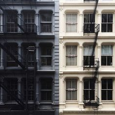 white apartments nyc - Google Search