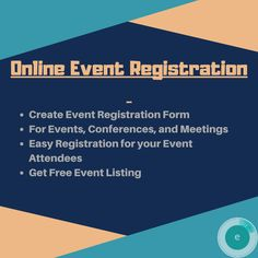 Event Registration, Fundraising, Marketing, Website, Learning, Easy, Studying, Teaching, Fundraisers