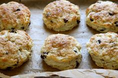 Chocolate almond coconut scones??? A breakfast I can get down with.