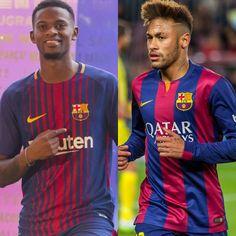 Neymar e Nélson Semedo 'pegam-se' em treino do Barcelona https://angorussia.com/desporto/neymar-nelson-semedo-pegam-treino-do-barcelona/