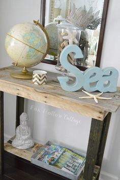DIY furniture pallet