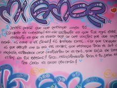 Letra timoteo... imagenes - Taringa! Ideas Para, Diy And Crafts, Lettering, Gifts, Pine, Study, Frases, Love Posters, Homemade Cards