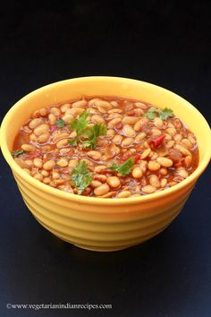 soya bean masala curry is a very tasty, healthy and easy to make curry made with soybeans which can be served with chapati, roti or also with rice. Vegetarian Recepies, Lentil Recipes, Bean Recipes, Curry Recipes, Vegetable Recipes, Top 10 Healthy Foods, Healthy Dishes, Good Healthy Recipes, Soybean Recipe