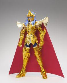 Saint Seiya Myth Cloth Crown Poseidon