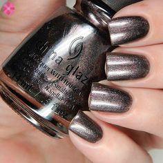 China Glaze Fall 2016 Rebel Collection | Cosmetic Sanctuary