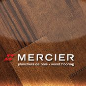 Pre-finished hardwood products by MERCIER available at Choice Floors. http://www.hardwoodofbellmore.com