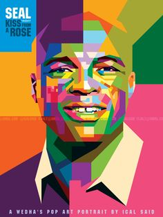 SEAL in WPAP by icalsaid.deviantart.com on @DeviantArt