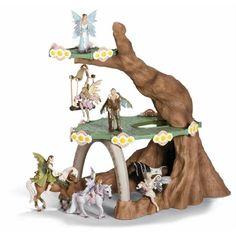 Summergreen Elf House 42032 Item Page - Schleich Toys Animals Website