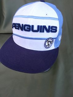 Pittsburgh Penguins Vintage Collection Snapback Hat by New Era. Teddy Rankin 222c171eb3f