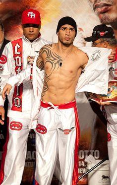 Love me some Puerto Rican boxers  Miguel Cotto. #Boríqua