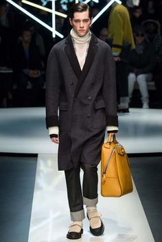 Canali Fall 2015 Menswear Fashion Show: Complete Collection - Style.com