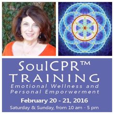 SoulCPR Training – Emotional Wellness and Personal Empowerment with Linda Sprague February 20 - February 21. Hosted by: Dallas Yoga Center