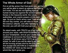 armor of god | armor of god fb blog 5.17.2013 300x234 Always Wear The Armor of God