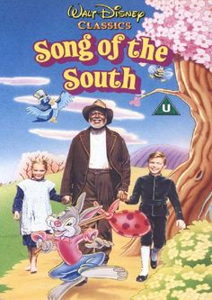 Song of the South on DVD