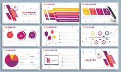 Power Point Template, Microsoft Powerpoint, Vector Freepik, Free Quotes, Control, Your Design, Templates, Brochures, Badges