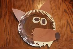 Our Crafts ~N~- Things is full of preschool craft ideas and learning activities. Traditional Tales, Three Little Pigs, Preschool Crafts, Learning Activities, Fairy Tales, Wolf, February, Archive, Valentines