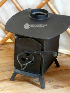 yurt earth stove
