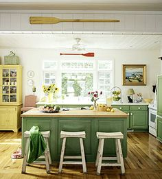 Inspiring Decorating Ideas For Kitchen Collection