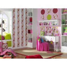 modern girls room interior by masminto354, via Flickr