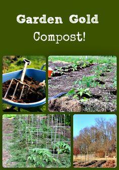 Garden Gold - Compost! - via Better Hens and Gardens
