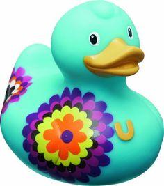 Bud Rubber Luxury Duck Bath Tub Toy, Bloom by BUD, http://www.amazon.com/dp/B001CIZWF2/ref=cm_sw_r_pi_dp_okvorb0N3THQZ