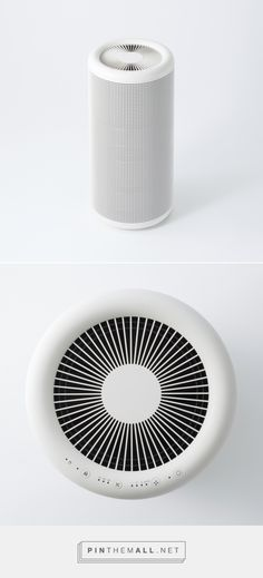 Muji Air Purifier by Kazushige Miyake