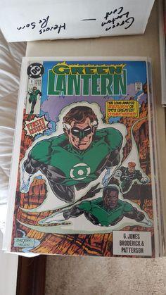from $1.0 - Green Lantern # 1 (1990 Dc #Comics)