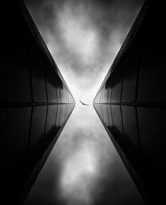 In between Giants by Jeff Mercader. S)