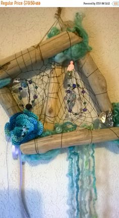 Esty find on the sea by Verofibre on Etsy