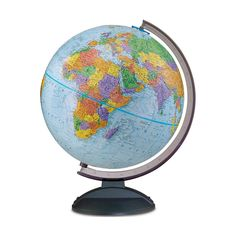 Replogle Trekker 6 Inch Desktop World Globe