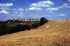 The walled town of Monteriggioni Siena, Vineyard, Italy, Outdoor, Outdoors, Italia, Vine Yard, Vineyard Vines, Outdoor Games