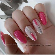 Elegant Nails, Nail Stamping, Pink Nails, Summer Nails, Nail Designs, Hair Beauty, Nail Art, Makeup, Manicure Ideas