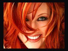 Fierce Redheaded  Chloe