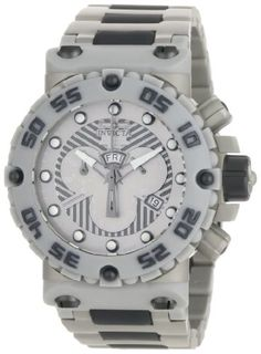 Invicta Men's 0406 Subaqua Collection Nitro Chronograph Watch *** Read more reviews of the product by visiting the link on the image.