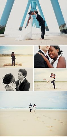 adorable. hooray for interracial couples