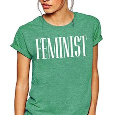 Queen Apparel Feminist Shirt at Amazon Women's Clothing store: Feminist Shirt, Queen, Amazon, Mens Tops, Store, Shirts, Fashion Trends, Clothes, Usa