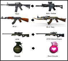 Crossfire Vip Free Crossfire Vip Guns