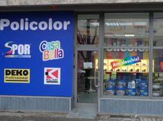 Compania Policolor S.A. si-a extins reteaua proprie de #magazine cu un nou concept-store, deschis in Oradea, pe str. G-ral Magheru nr. 11, in centrul orasului. Magazinul ofera #vopsele si lacuri pentru aplicatii domestice, auto sau industriale, intr-un format de prezentare prietenos. Reteaua de magazine Policolor este operata folosind platforma #software SmartCash RMS de la Magister Software. Detalii, aici: http://www.magister.ro/portfolio/magazin-policolor-oradea/