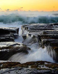 Wombarra Beach,by Nikon Chris photos #naturephotography #Autumn #Tourism #waterfall #TravelPhotography #Landscape #travel #nature #Tourism #AmazingPhotos #Photography