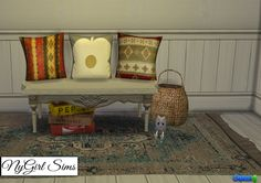 Sims 4 CC's - The Best: Rugs by NyGirl Sims