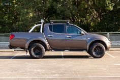 2010 Mitsubishi Triton MN GLX-R MY10..I like everything about it .. even the mk2s