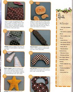 Album Archive - Muñequeria Country No. Christmas Sewing, Lily, Album, Wallpaper, Hand Crafts, Archive, Santa, Couture, Ideas